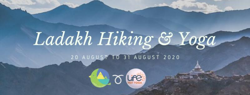 Life Ladakh Hiking & Yoga