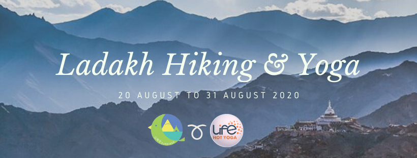 Life Ladakh Hiking & Yoga