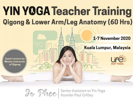 Yin Yoga Training Life Hot Yoga